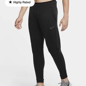 Nike Pro fleece jogger pants dry fit size L